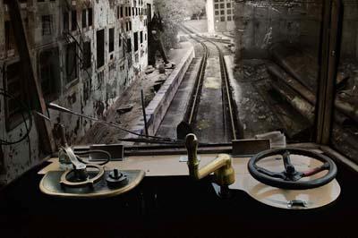 Old tramway