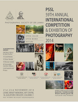 59th International Photography Competition and Exhibition