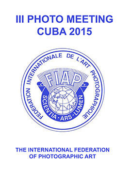 4th Photo Meeting Cuba 2015
