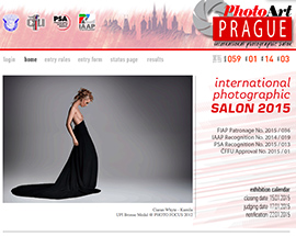 PhotoArt Prague International Photographic Salon