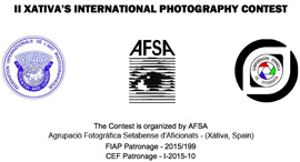 II Xativa's International Photography Contest