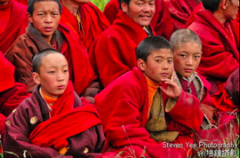"""Tibetan Charm – Home of the Red Hats"""