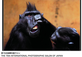 THE 76th INTERNATIONAL PHOTOGRAPHIC SALON OF JAPAN