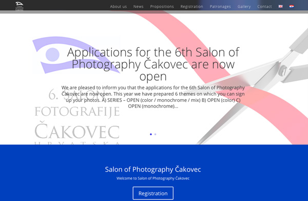 6th Salon of Photography Cakovec 2016