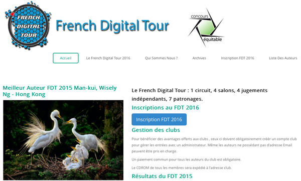 11° French Digital Tour
