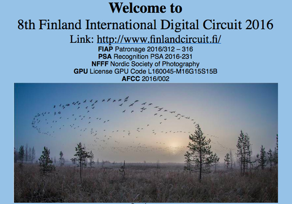 8th Finland International Digital Circuit