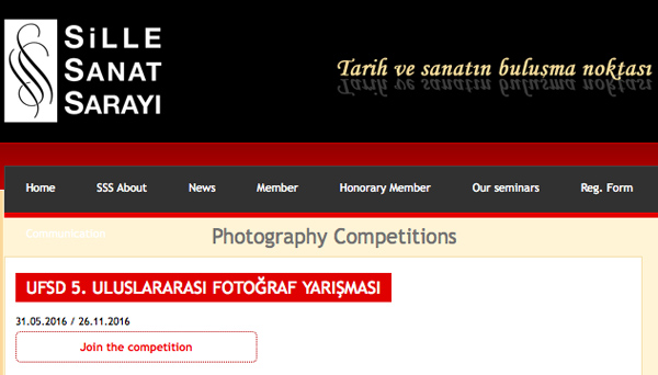 5th UFSD International Art Photography Competition