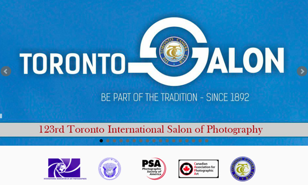 123rd Toronto International Salon of Photography