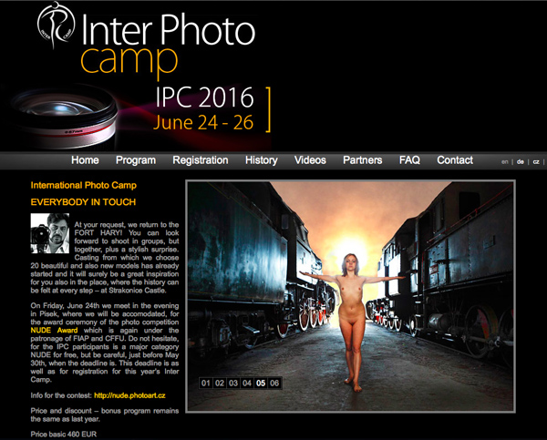 International Photo Camp
