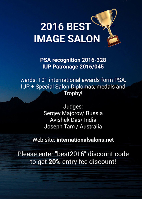 2016 BEST IMAGE SALON