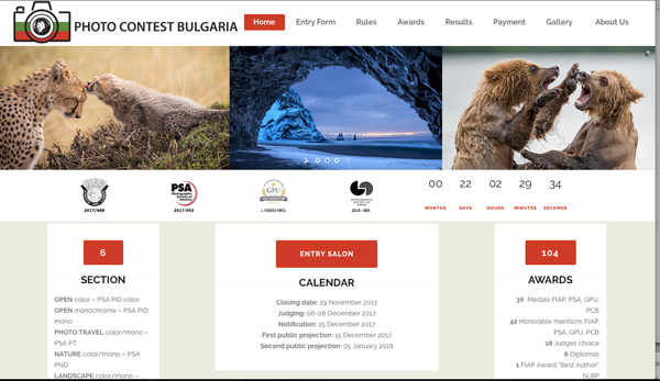 PHOTO CONTEST BULGARIA