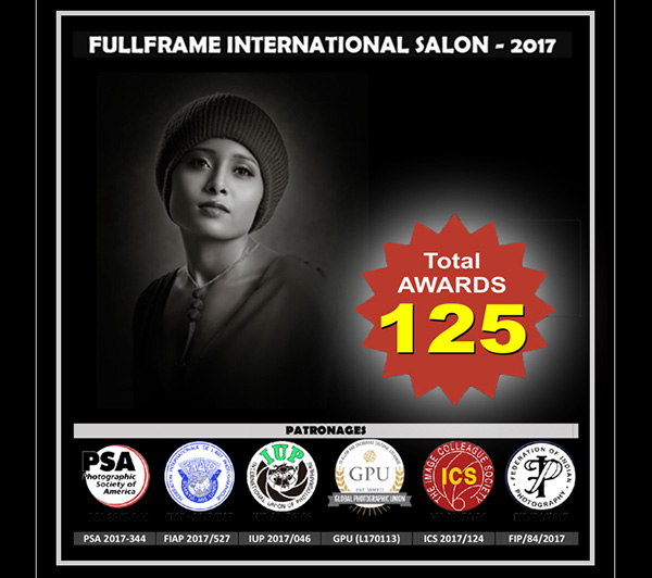 1st FULLFRAME INTERNATIONAL SALON