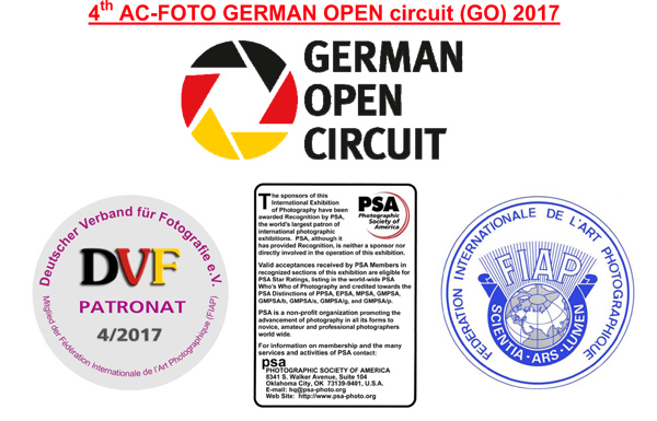 4th GERMAN OPEN CIRCUIT 2017
