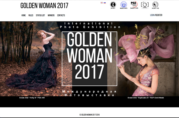 Golden Woman 2017,