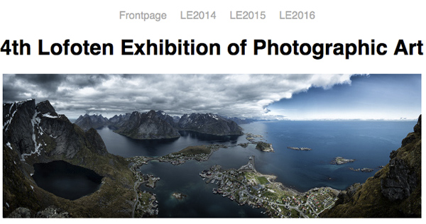 Lofoten Exhibition of Photographic Art