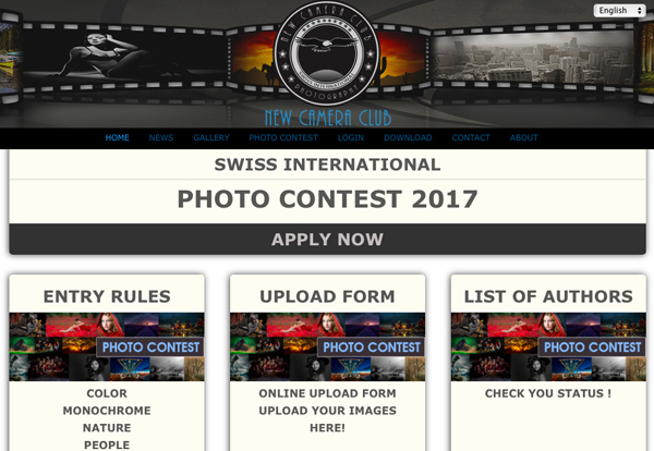 Swiss International Photo Contest 2017