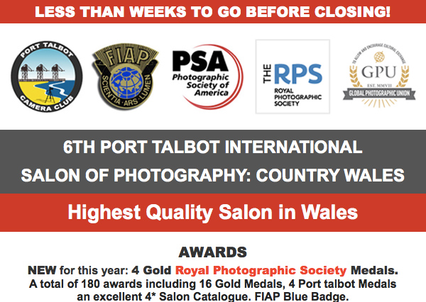 6th PORT TALBOT INTERNATIONAL SALON