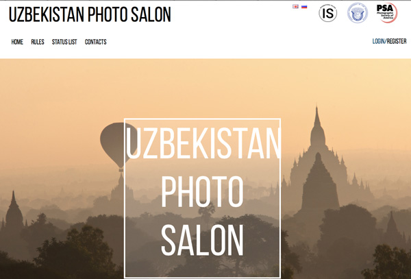 UZBEKISTAN PHOTO SALON 2017