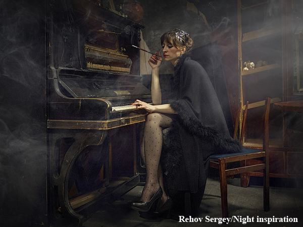 Rehov	Sergey	Night inspiration