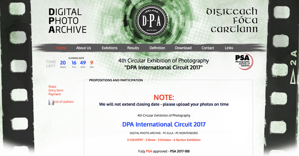 DPA International Circuit 2017