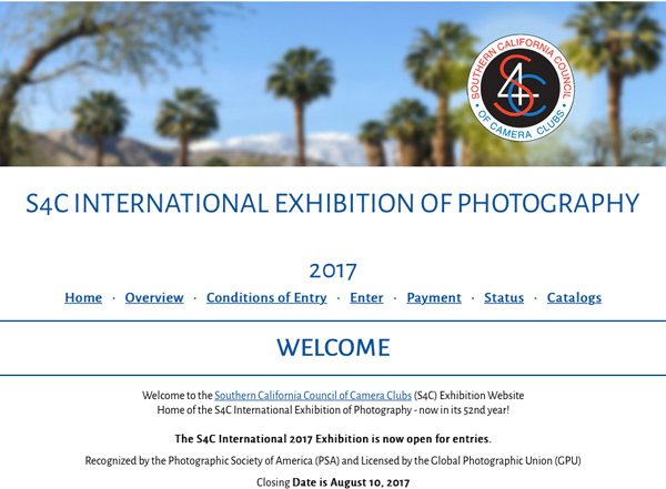S4C International Exhibition of Photography