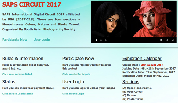 SAPS International Digital Circuit 2017