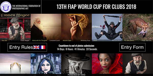 13th FIAP CLUBS' WORLD CUP