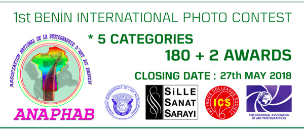 (ANAPHAB) 1st INTERNATIONAL PHOTOGRAPHY SALON