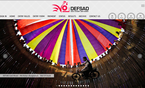 DEFSAD 2nd International Exhibition
