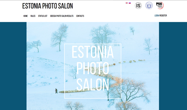 2018 ESTONIA PHOTO SALON
