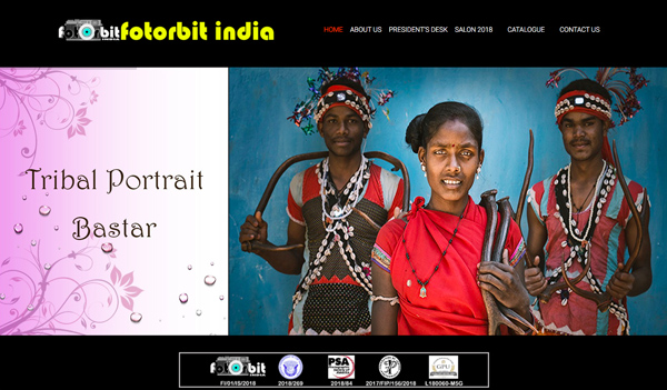 FOTORBIT INDIA INTERNATIONAL SALON OF PHOTOGRAPHY