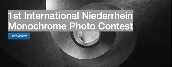 1st International Niederrhein Monochrome Photo Contest