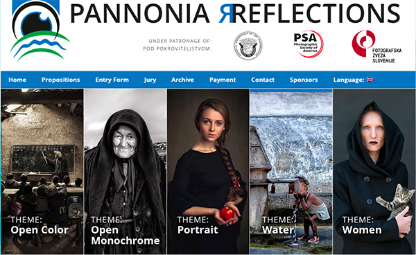 5th PANNONIA REFLECTIONS 2018