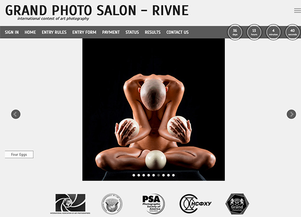 GRAND PHOTO SALON - RIVNE