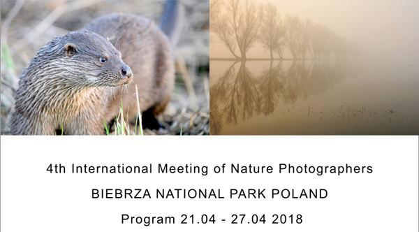 4th International Meeting of Nature Photographers 2018