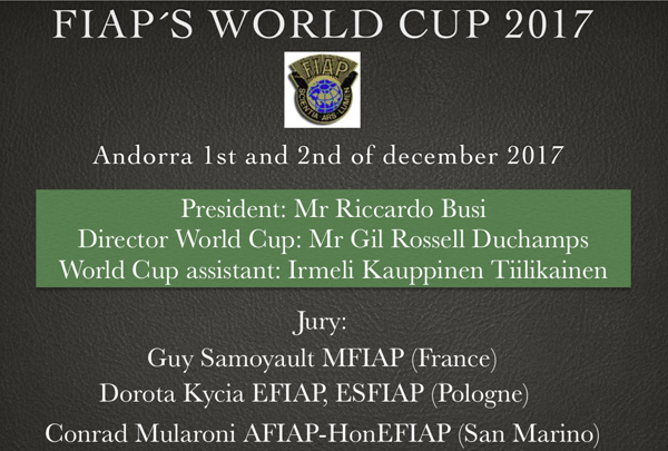 FIAP ́S WORLD CUP 2017