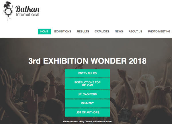 3rd EXHIBITION WONDER 2018