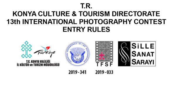 Konya Culture & Tourism Directorate 13th International Photography Contest