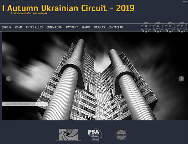 I Autumn Ukrainian Circuit - 2019