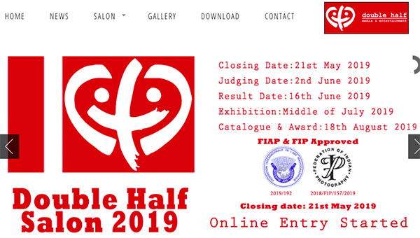 Double Half Salon 2019