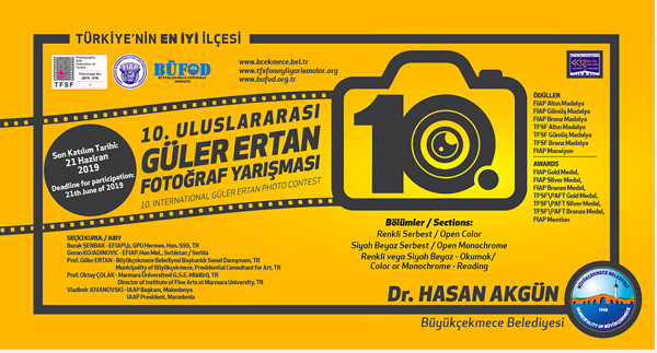 10. International Güler Ertan Photo Contest
