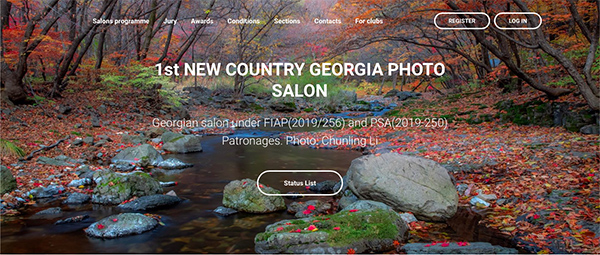 Georgia Photo Salon
