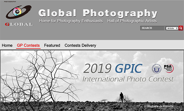 GPIC International Photo Contest