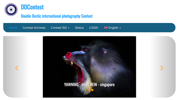 Double Declic international photography Contest
