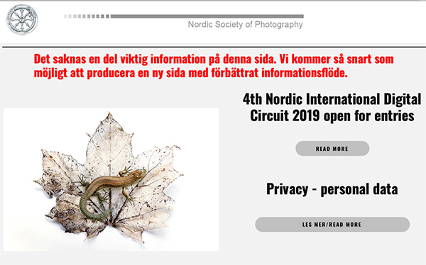 4th Nordic International Digital Circuit 2019