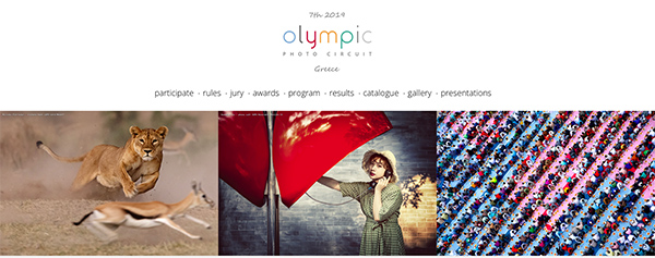 7th OLYMPIC PHOTO CIRCUIT 2019