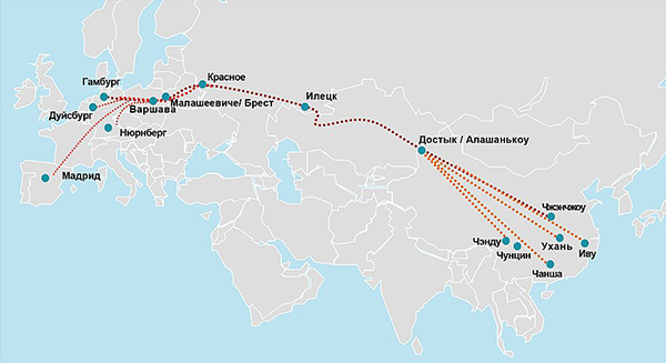"""Belt and Road"""