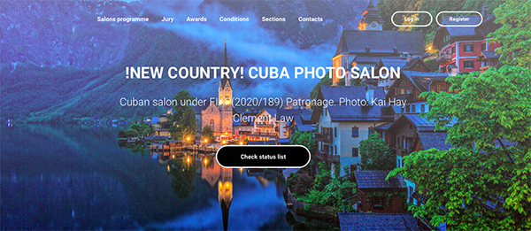 Cuba Photo Salon