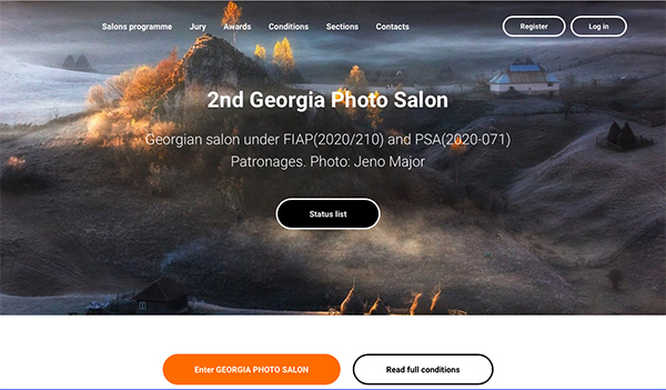 2nd Georgia Photo Salon