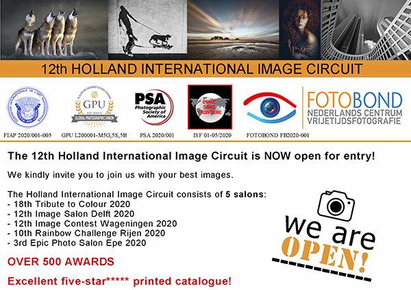 12th Holland International Image Circuit